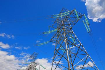 Portals of electric lines