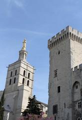 Notre Dame des Domes cathedral in Avignon