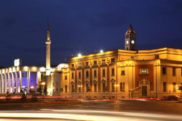 Tirana. Albania