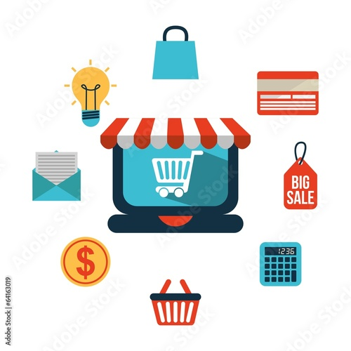 E commerce design