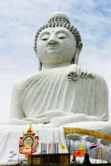 The Big Buddha monument