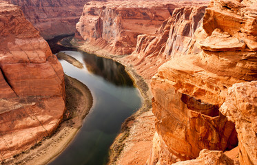 Deep Canyon Colorado River Desert Southwest Natural Scenic Lands