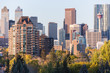 Calgary Downtown panorama