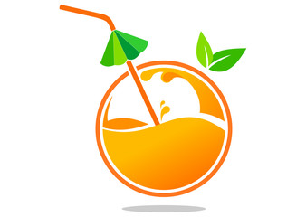 juice orange icon