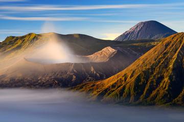 Mt.Bromo and Sumeru,Java,Indonesia