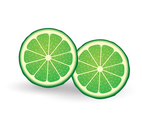 Green Lemon - Illustration