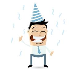 party feiern business mann männchen