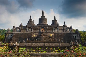 Banjar budhist temple Bali, Indonesia