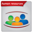 Presentation template - human resources