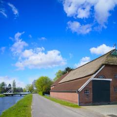 Fehn Kanal Ostfriesland