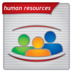 Presentation template - human resources