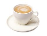 Fototapety latte cup