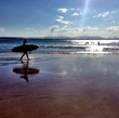 surfing in byron bay