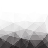 Fototapety Abstract geometric polygonal background.
