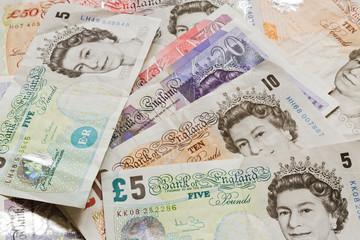 British Money Notes