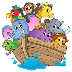 Noahs ark theme image 1