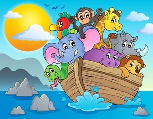 Noahs ark theme image 2