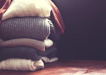 sweater closeup