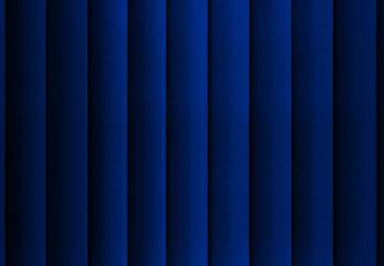 Tendaggio blu