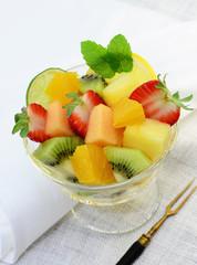 Obst, Gabel