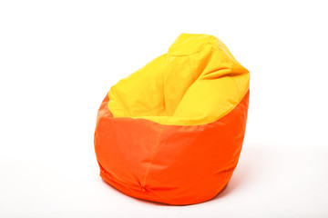Flexible and adjustable seat beanbag