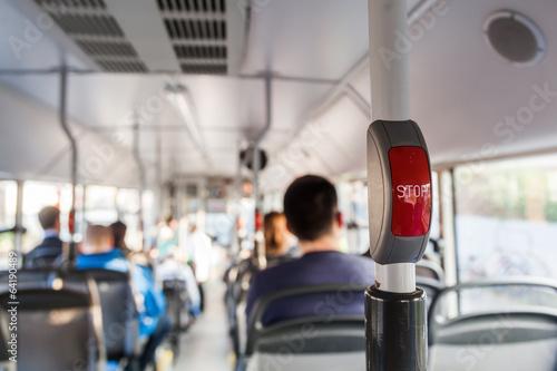 Busfahrt - 64190489