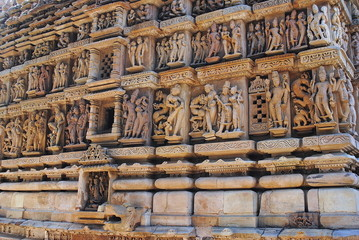 India - Khajuraho Temple