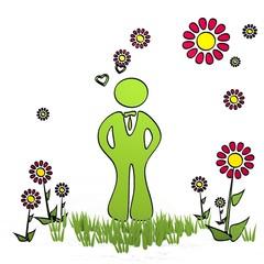 spring flower heartsickness