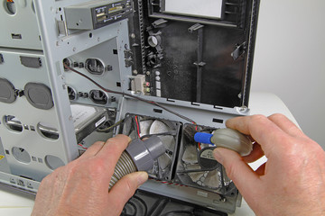 computer clean maintenance