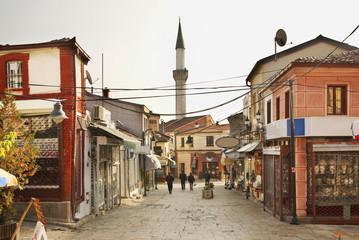 Skopje. Macedonia