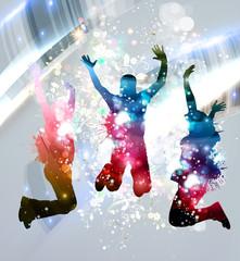 Disco, Ballare, Saltare