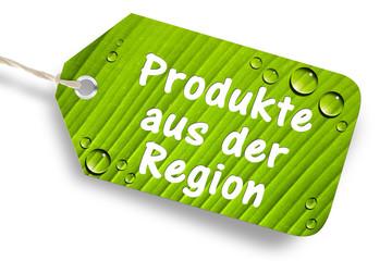 Produkte aus der Region