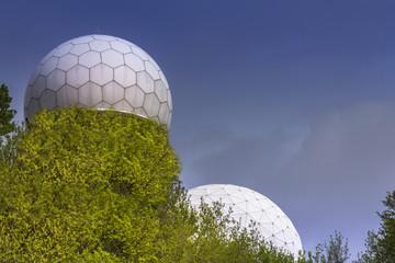 Spy Radar Tower