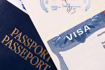 Passport and US Visa