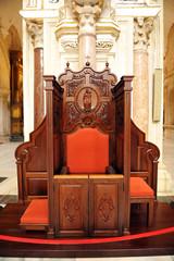 Confesionario, Catedral de Córdoba, Andalucía, España