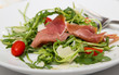 Salad of Arugula and Prosciutto