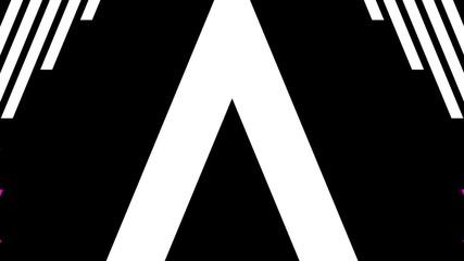 неоновый символ