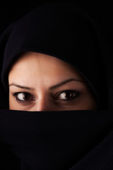 Nice Arabic Woman Portrait