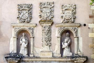 Monastery of San Antonio El Real in Segovia