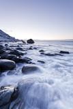Küste der Lofoten, Norwegen - 64213222