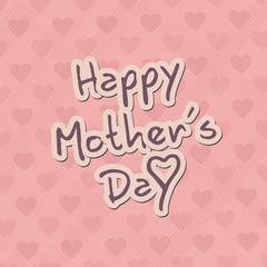 Happy Mother's Day Card Background