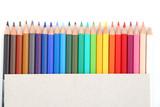 Fototapety Pochette de crayons