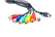 AV cables isolated