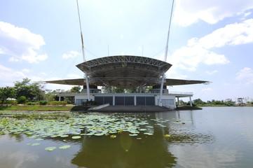 Public Stage at Cyberjaya Lake