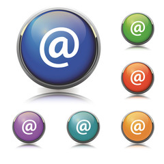 email contact Button/Icon