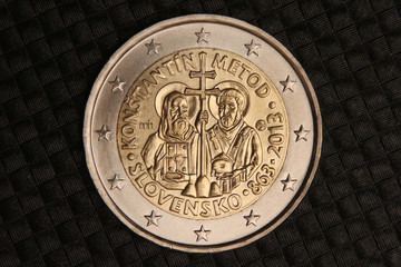 2 euro slovakia 2013