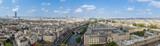 Parigi, vista di notre dame