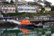 Lifeboat in Brixham harbour