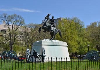Jackson Monument, Washington DC