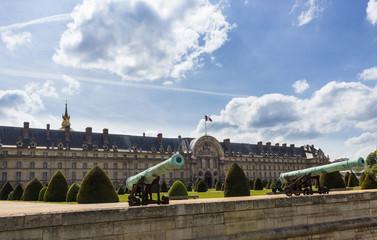 Parigi, hôtel des invalides, museo delle armi